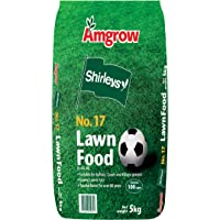 Amgrow Granular Lawn Food, 5kg (55072)