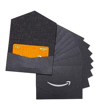 Amazon.com: Tarjeta de regalo de 10 dólares de Amazon.com ...