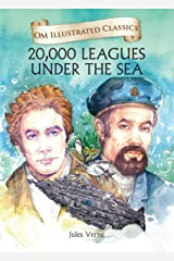 20,000 Leagues Under the Sea (Om Illustrated Classics) Hardcover