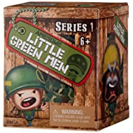 Awesome Little Green Men Mystery 6-Pack Action Figure Toy