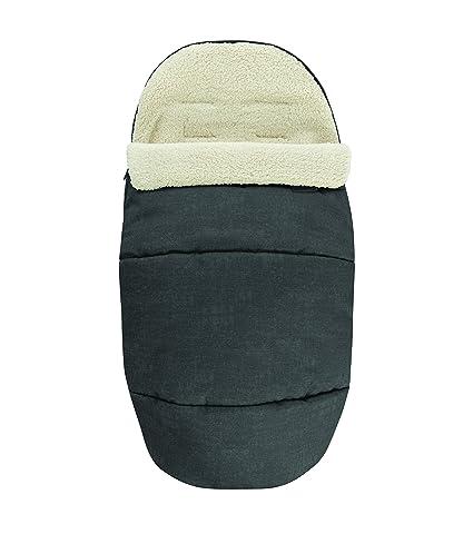 Bébé Confort SACO TÉRMICO 2 en 1 Nomad Black - Saco térmico 2 en 1, color negro