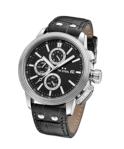 71e38ccdeadf TW Steel  CEO Adesso  Quartz Casual Watch - CE7002  Amazon.co.uk  Watches