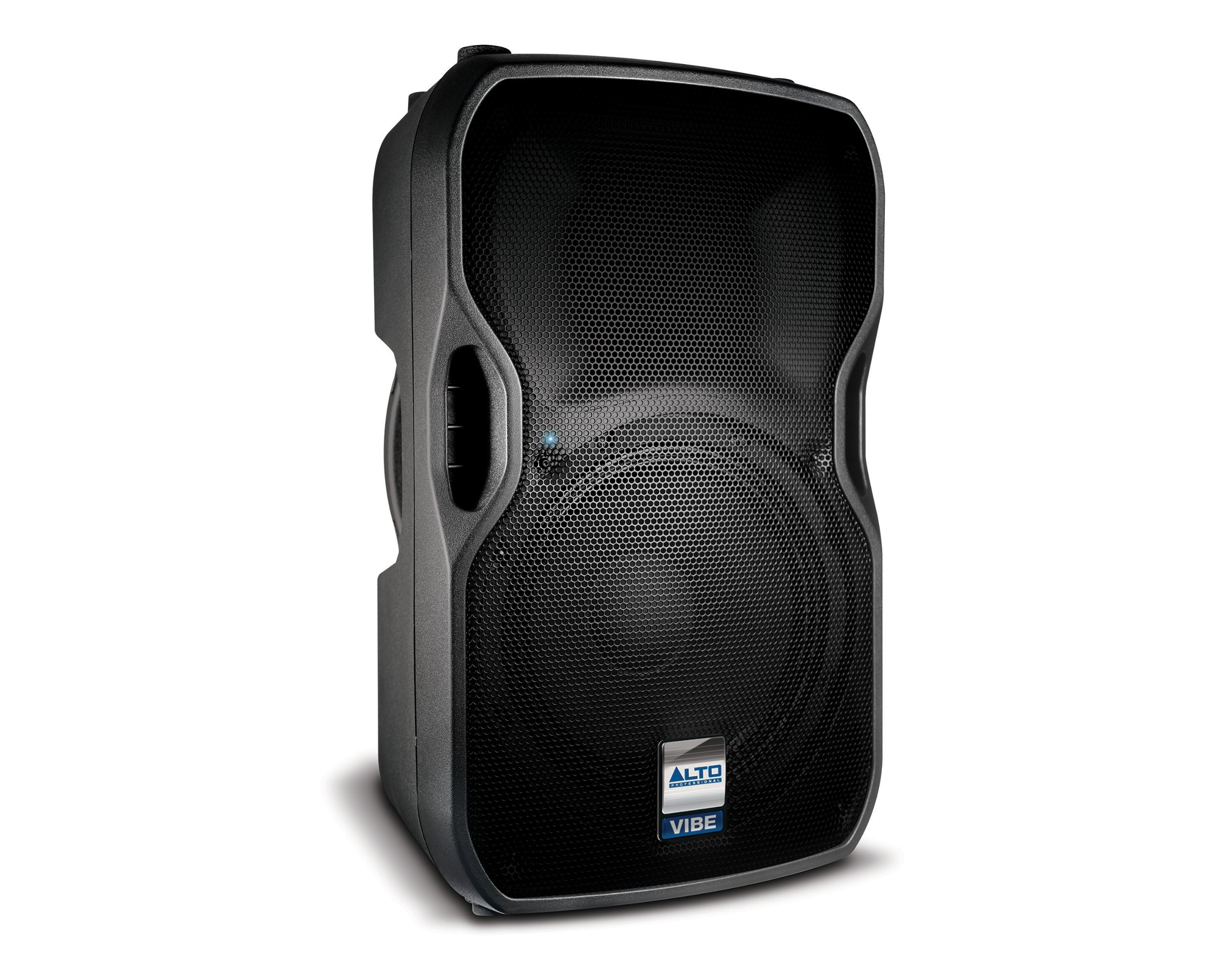 Alto Professional TS115 Vibe | 15-inch Active 2-Way PA Loudspeaker with Built-In Mixer and Media Player