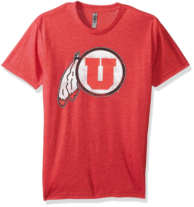 Ouray Sportswear NCAA Mens Tri Blend S//S Tee