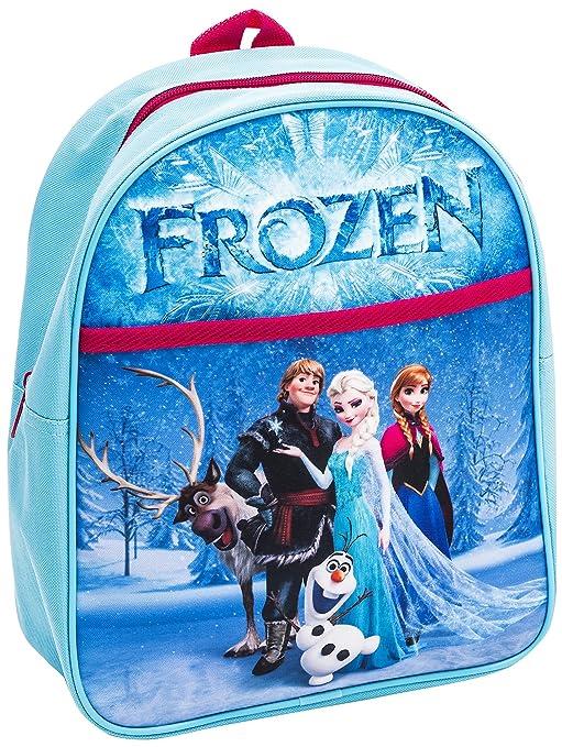 6 opinioni per Disney 463106- Frozen Zainetto, 24 x 10 x 31 cm