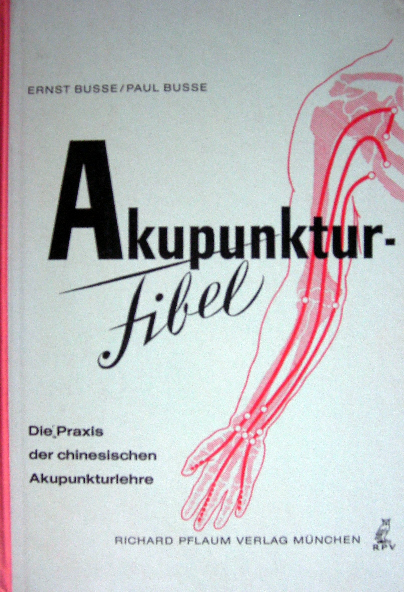 Akupunktur-Fibel