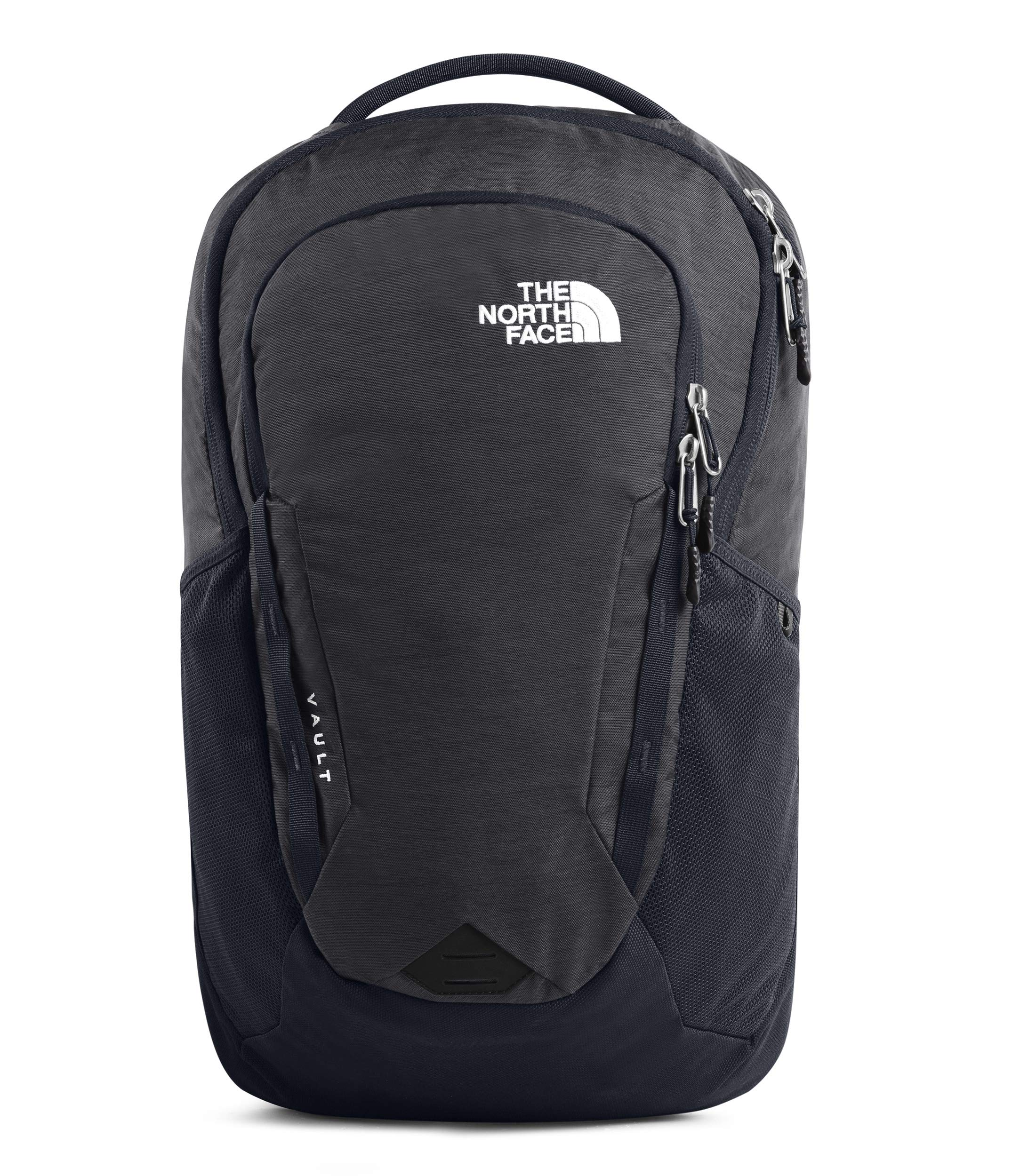 The North Face Vault Backpack, Urban Navy Light Heather/TNF White by The North Face