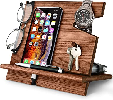 Wooden Accessory Holder