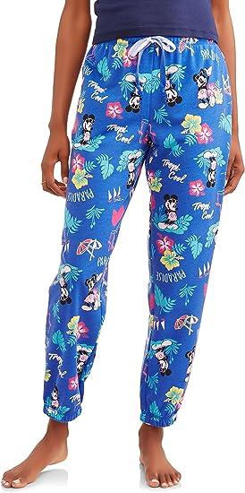 de algod/ón Pantalones de Pijama para Hombre dise/ño de c/ómic de Disney