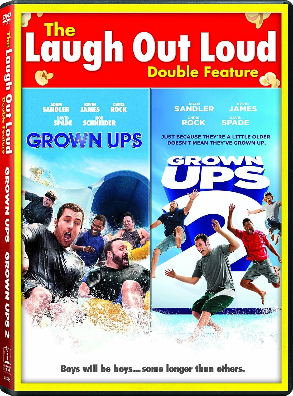 Amazon Com Grown Ups 2010 Grown Ups 2 Vol Rock Chris James Kevin Sandler Adam Movies Tv
