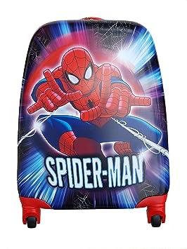 1274147f4 Maleta Trolley Spiderman 55cm: Amazon.es: Equipaje