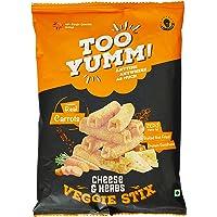 TooYumm! Veggie Stix, Cheese and Herbs 56g