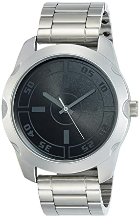13e00a96d05 Image Unavailable. Image not available for. Colour  Fastrack Casual Analog  Black Dial Men s Watch ...