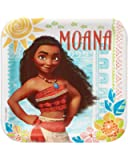 "American Greetings Moana 9"" Square Plate"
