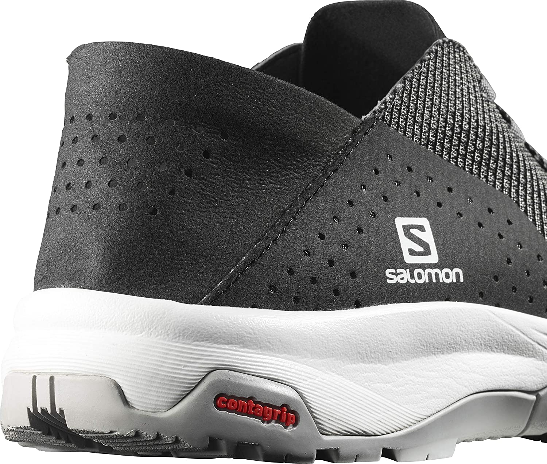 SALOMON Tech Lite, Scarpe per Sport Acquatici Uomo Grigio Quiet Shade Black Alloy