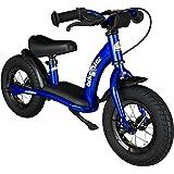 BIKESTAR® 25.4cm (10 pouces) Vélo Draisienne pour enfants ★ Edition Classic ★ Couleur Bleu