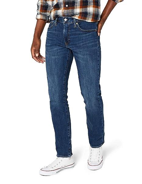Levis Hombre 511 Slim Jeans, Azul