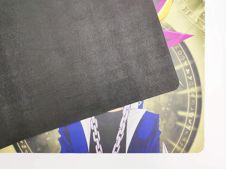 Tapis de jeu en chrome The Mutable Tapis de souris pour Yugioh Pok/émon Magic The Gathering Taille 60 x 35 cm Tapis de jeu MTG