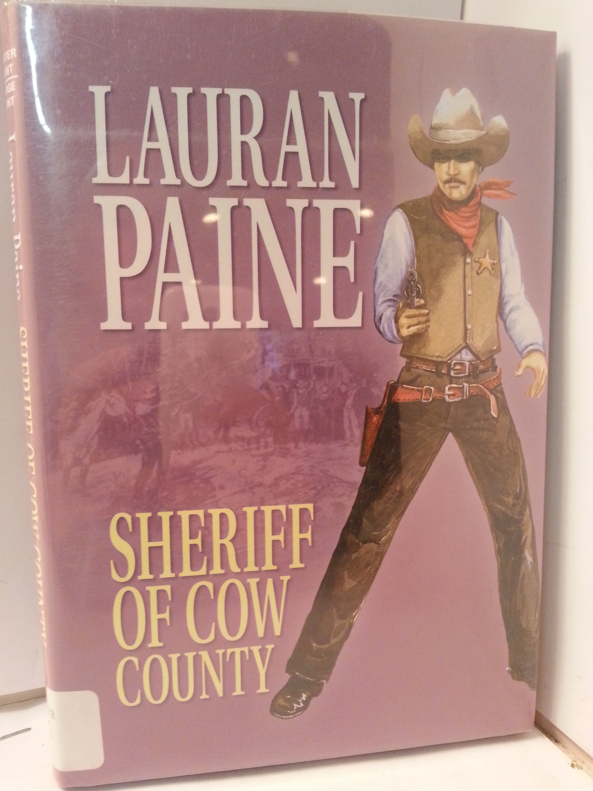 Download Sheriff of Cow County PDF ePub book