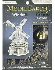 Metal Earth 3D Metal Model - Windmill