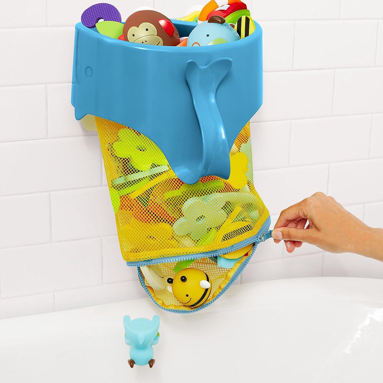 Bathing Accessories Reliable Skip Hop Moby Bath Scoop & Splash Toy Organizer