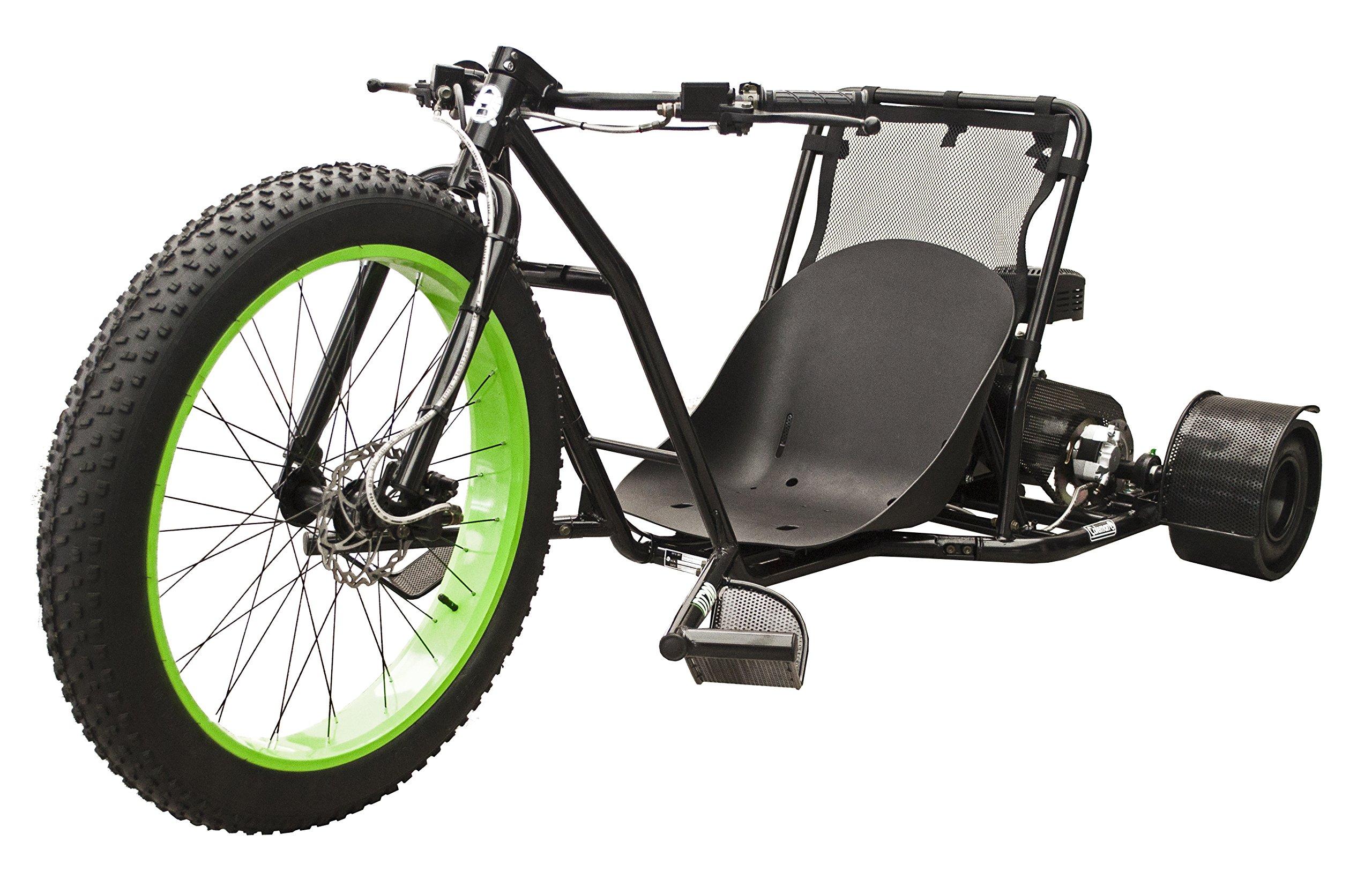 Coleman Powersports DT200 Gas powered Drift Trike