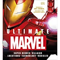 Ultimate Marvel: Includes two exclusive prints