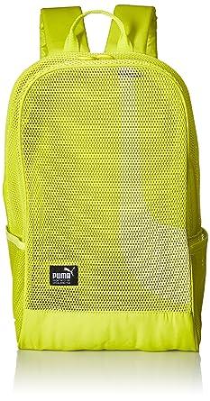 puma bookbags yellow