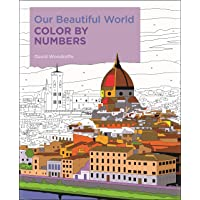Our Beautiful World Color by Numbers