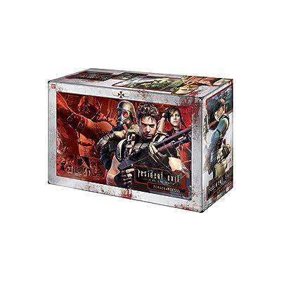 Resident Evil Deck Building Game Mercenaries Expansion: Toys & Games
