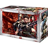 Resident Evil Deck Building Game Mercenaries Expansion
