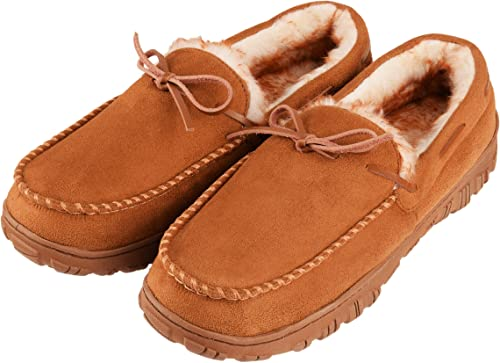most comfortable mens moccasins