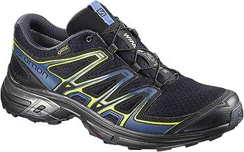 Salomon Xa Lite Gtx chaussures trail noir 44 2/3 EU 4vGNFe5IM