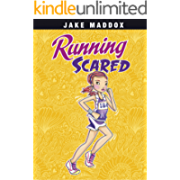 Running Scared (Jake Maddox Girl Sports Stories)