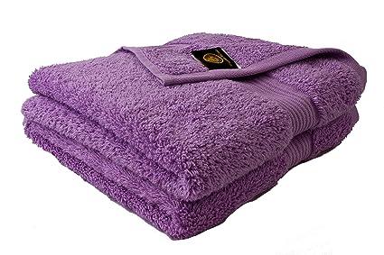 Gözze 550-9024-A4 - Juego de toallas de mano (100% algodón