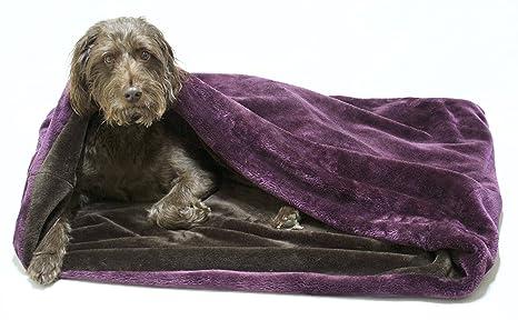 Saco de dormir/cama de mascotas para gatos o perros LolaS y Chocolate