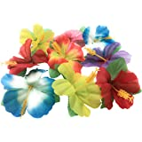 Oojami Hibiscus Flowers for Tabletop Decoration