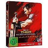 Thor 3 3D (2017) [Blu-ray]