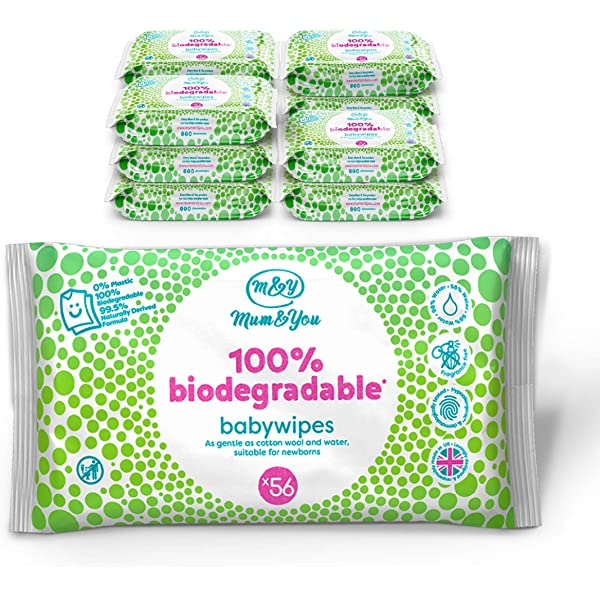 Beaming Baby Pañales Biodegradables MAXI PLUS (34) Tamaño 4 ...