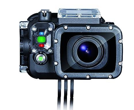 Action Camera Subacquea : Nilox f evo custodia subacquea per action cam nero amazon