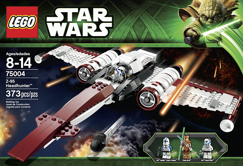 com lego star wars z headhunter toys games