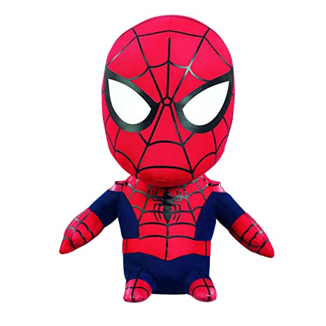 Spider-Man Spiderman Peluche Standard: Amazon.es: Juguetes y ...