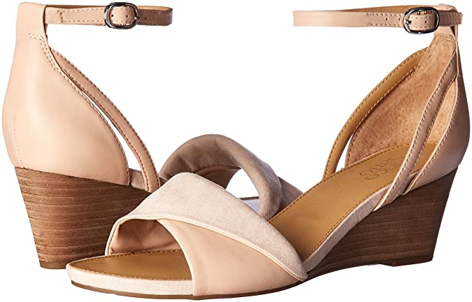 a6508db2c6 Amazon.com: Franco Sarto Women's Deirdra Wedge Sandal: Shoes