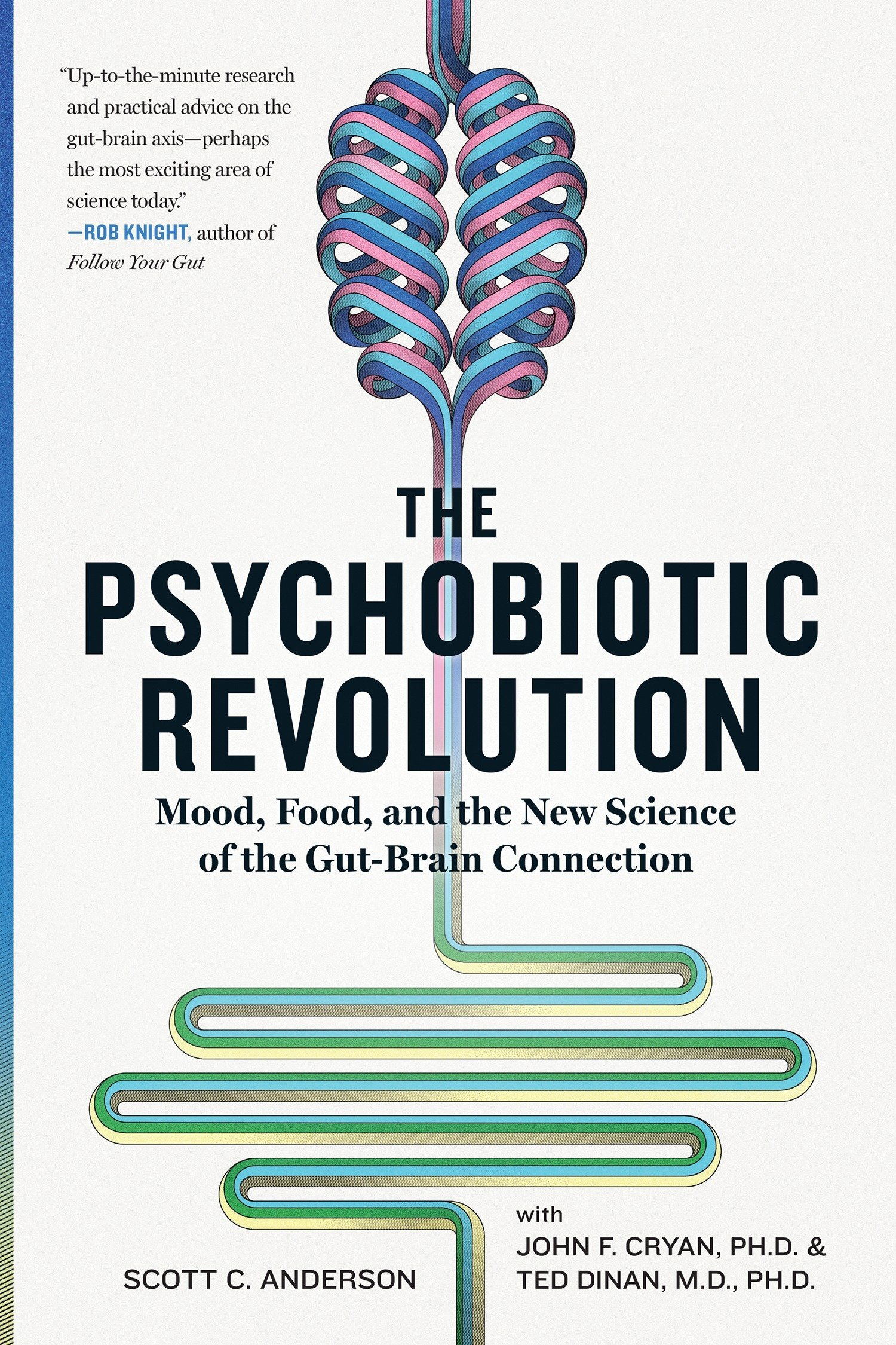 Gut Brain Connection >> The Psychobiotic Revolution Mood Food And The New Science Of The