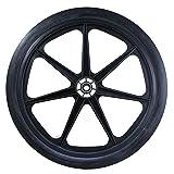 Marathon 24x2.0 Flat Free Cart Tire on Plastic