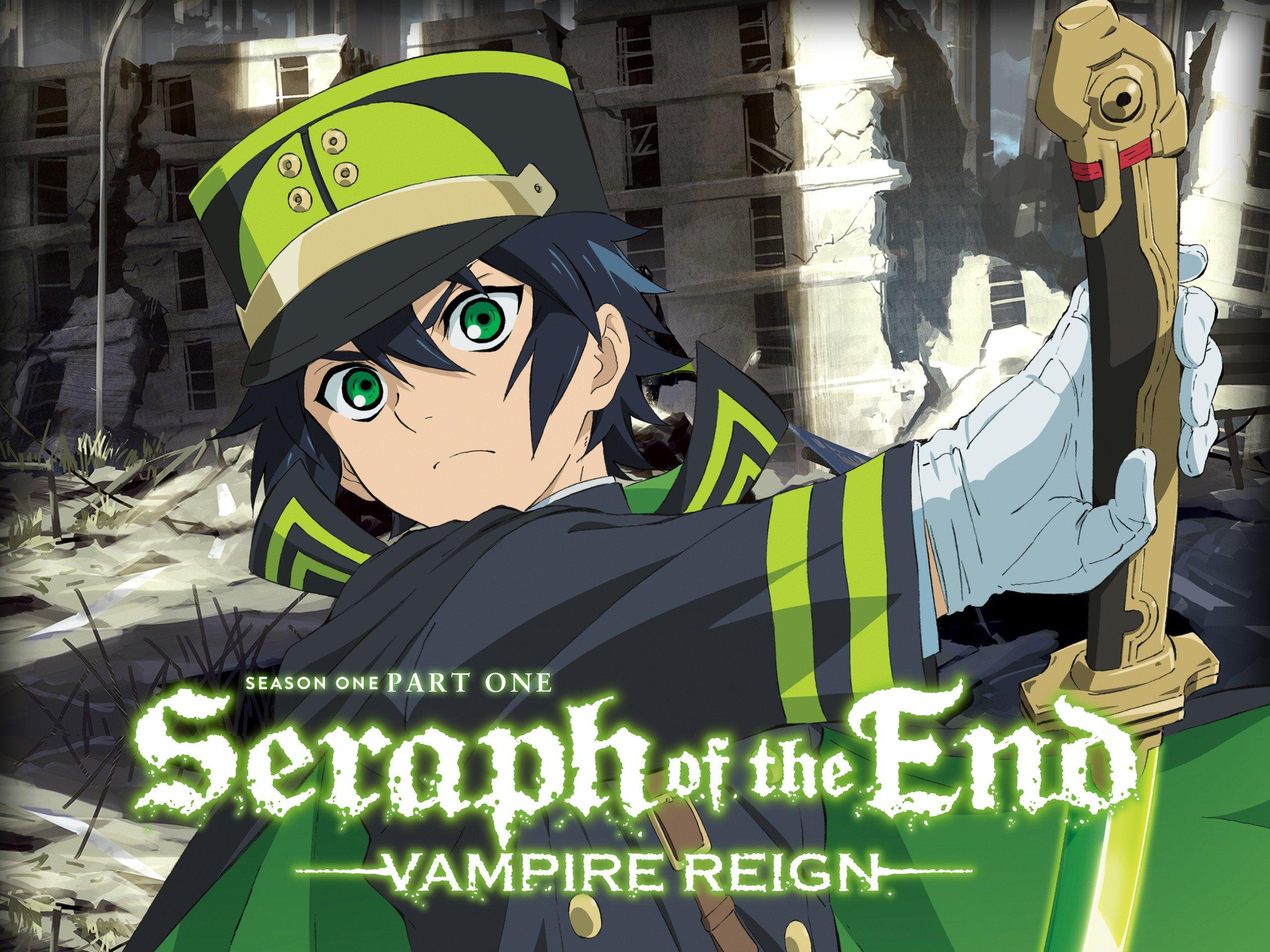 Watch Seraph Of The End Vampire Reign Season 1 Prime Video Bitva v nagoe — specvypuski. watch seraph of the end vampire reign