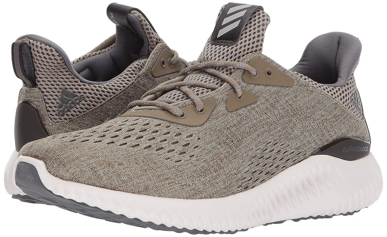 adidas Women's Alphabounce Em W Running Shoe B01N2L7RWS 9.5 B(M) US|Trace Olive/Trace Cargo/Grey One