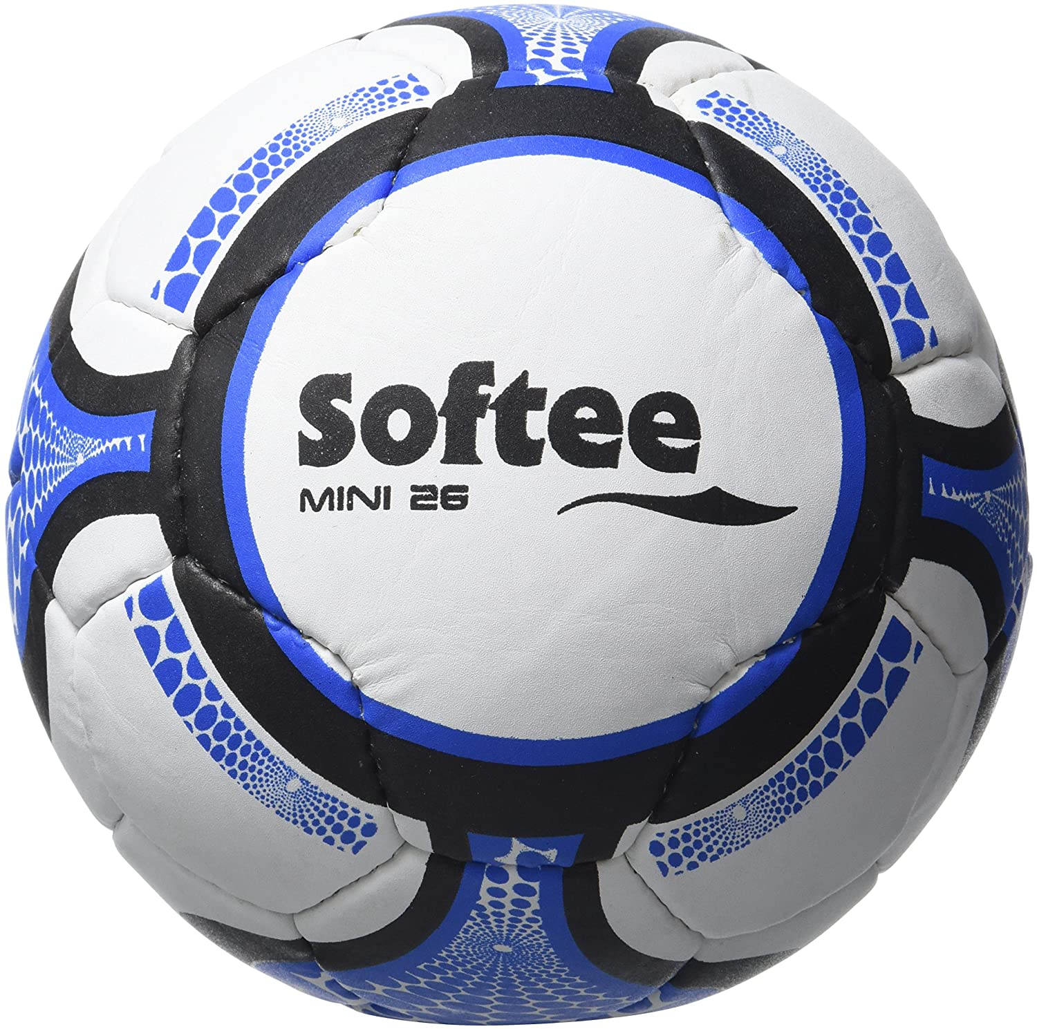 Softee Equipment 0000531 Ballon Mini 26, Blanc, S