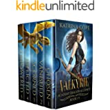 Valkyrie Academy Dragon Alliance: Books 1 - 5: Chosen, Vanished, Scorned, Inflicted, & Empowered (Asgard's Dragon Rider)
