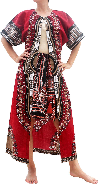 安価 Raan Pah Muang DRESS レディース brown Muang B077S9N6XK DRESS Medium|Dark red brown Dark red brown Medium, 木島平村:3ba3e991 --- a0267596.xsph.ru
